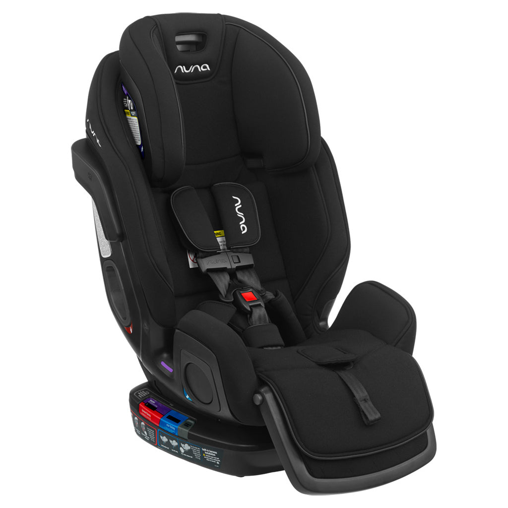 Nuna Caviar EXEC Convertible Car Seat Baby Safety System black