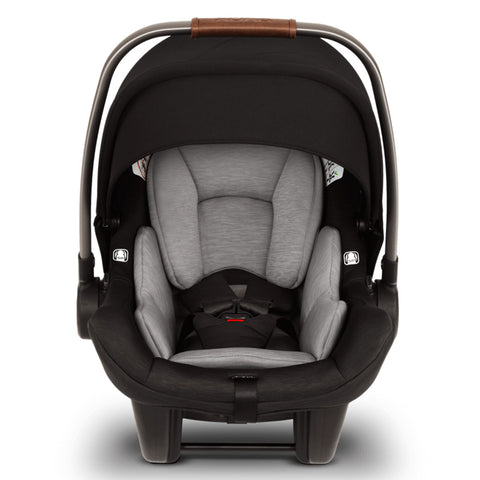 Nuna Caviar PIPA Lite Infant Car Seat Baby Safety System black
