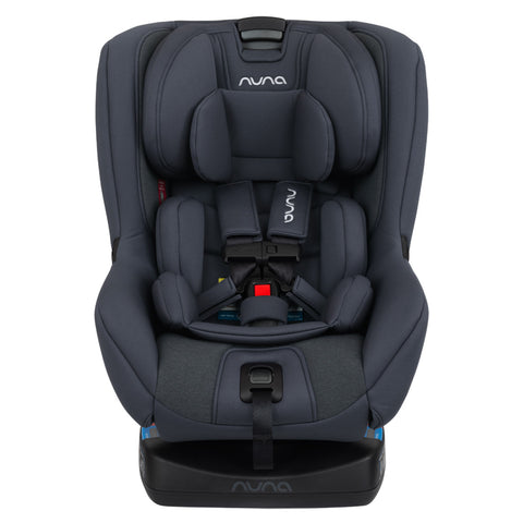 Nuna Lake Rava Convertible Car Seat Infant Baby Safety System lake dark blue