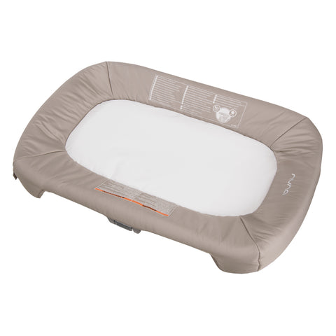 Nuna Champagne SENA Aire Series Changer Travel Cot Crib Accessory