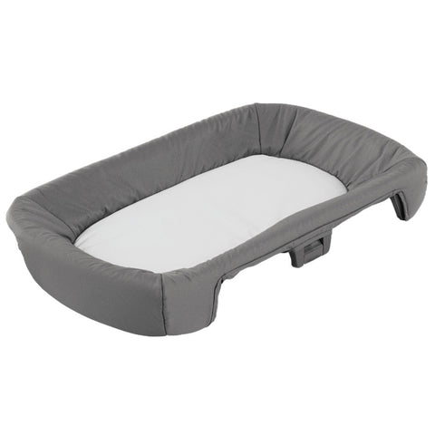 Nuna Granite SENA Aire Series Changer Travel Cot Crib Accessory grey