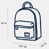 lifestyle_4, Parkland Dust Storm Rodeo Lunch Kit Children's Insulated Bags light grey white teal blue color block