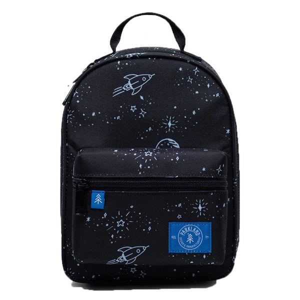 Parkland Children's Rodeo Lunch Kit space dreams black white stars constellations