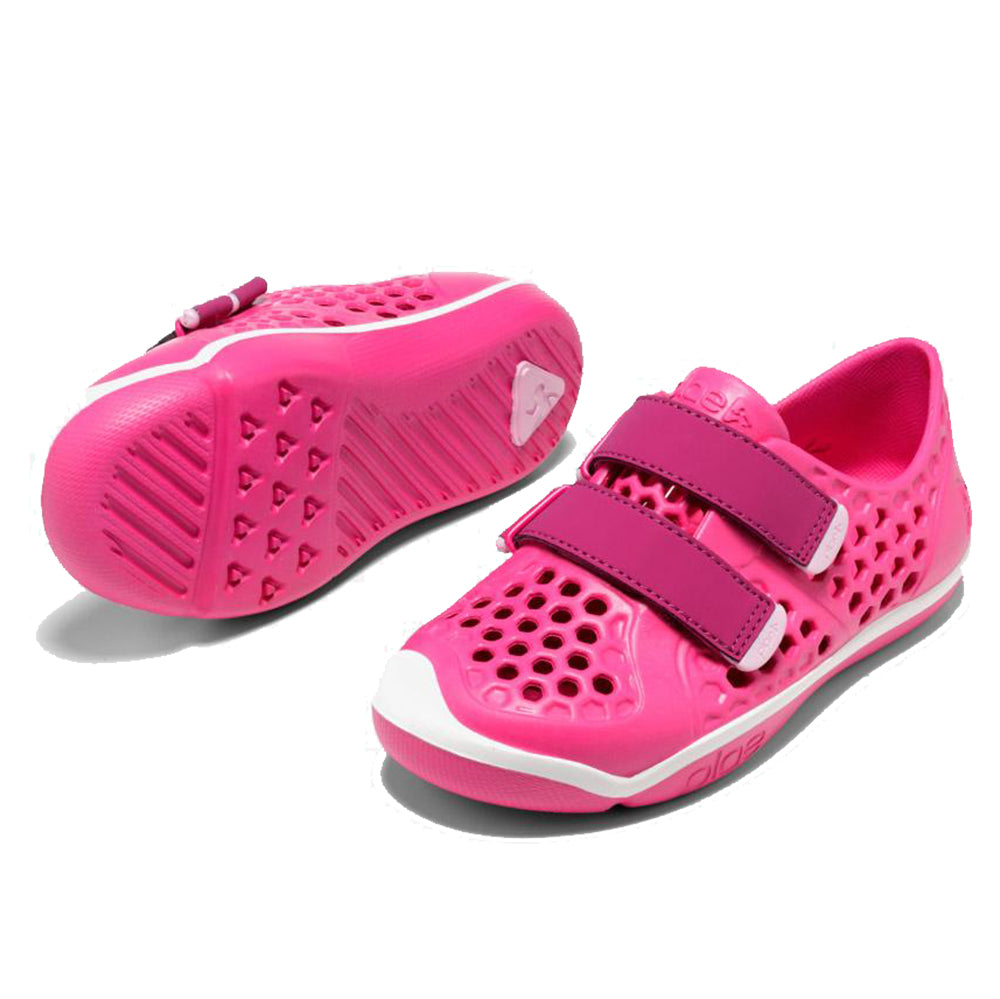 607029a4c2e0 ... crown blue dark navy blue aqua  PLAE Mimo 100% Waterproof Sandal Shoes  for Children fuschia purple pink