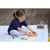 lifestyle_2, Plan Toys Breakfast Menu Children's Pretend Play Kitchen Food Toy multicolored assortment