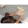 lifestyle_2, Plan Toys Hollow Blocks Children's Wooden Construct Activity Toy beige natura brown