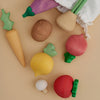 lifestyle_2, Raduga Grez Wooden Vegetable Set Children's Pretend Play Food Toy multicolored