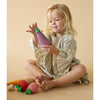 lifestyle_5, Raduga Grez Wooden Vegetable Set Children's Pretend Play Food Toy multicolored