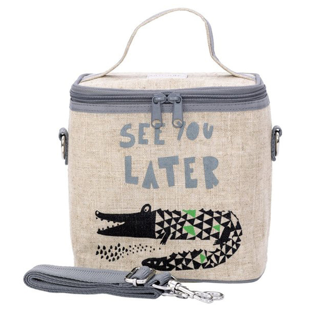 SoYoung Small Alligator Cooler Children's Lunch Box