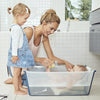 lifestyle_4, Stokke FlexiBath Newborn to Toddler with Heat Sensitive Plug Bath Tub