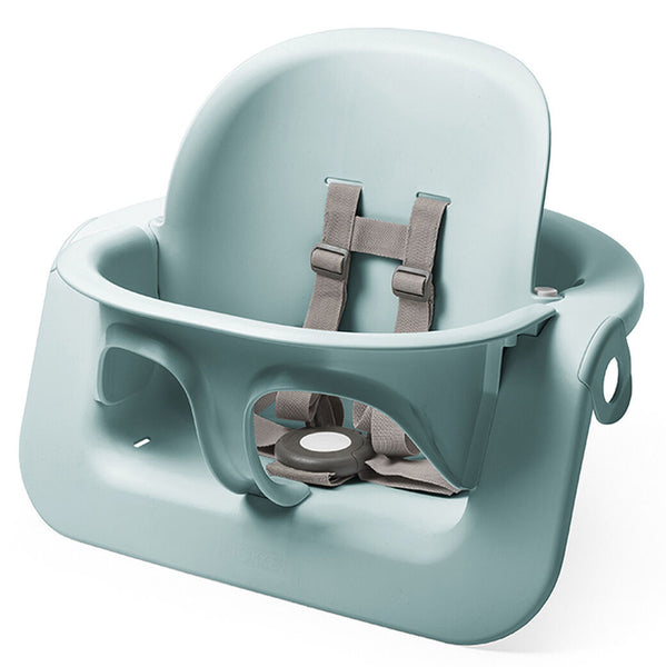 Stokke Steps High Chair Baby Set aqua blue light
