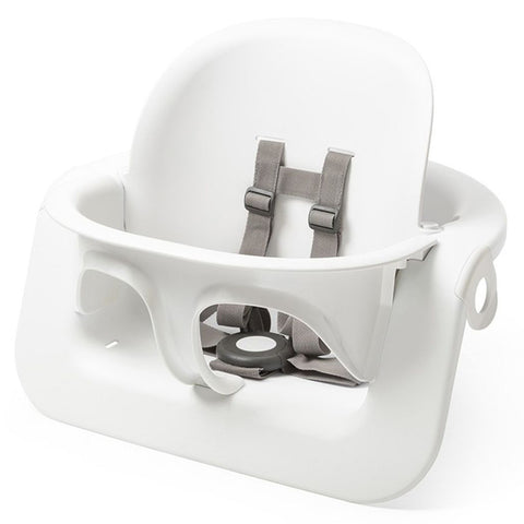 Stokke Steps High Chair Baby Set white