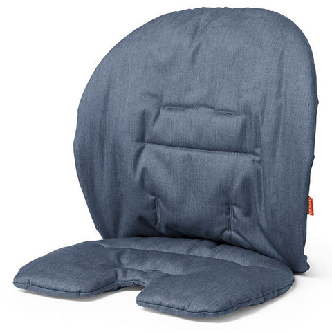 Stokke Steps Baby Set Cushion blue denim dark