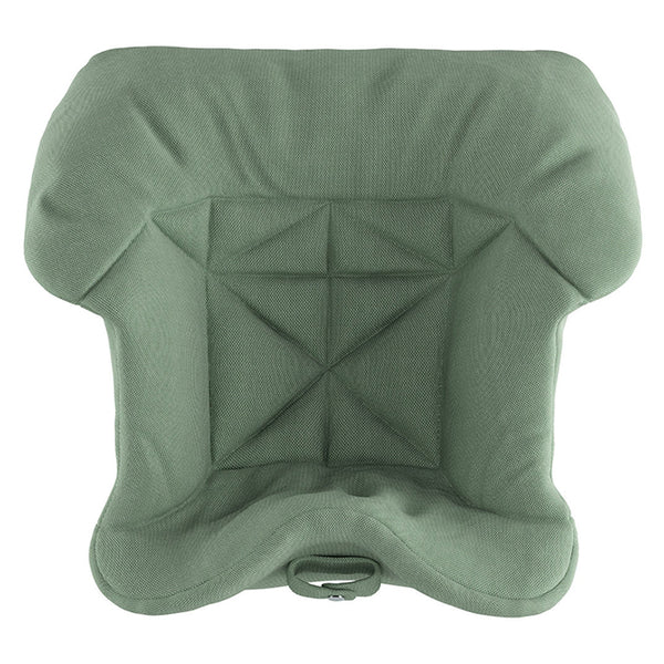 Stokke Mini Baby Cushion for Tripp Trapp High Chair timeless green dark