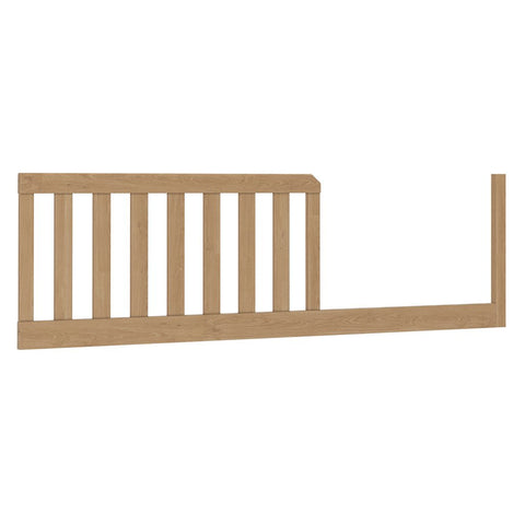 dadada Natural Soho Bed Rail Convertible Crib Toddler Bumper