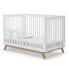 lifestyle_1, dadada Natural Soho 2-in-1 Convertible Crib to Toddler Bed Furniture beige