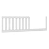 lifestyle_2, dadada White + Natural Soho 2-in-1 Convertible Crib to Toddler Bed Furniture beige