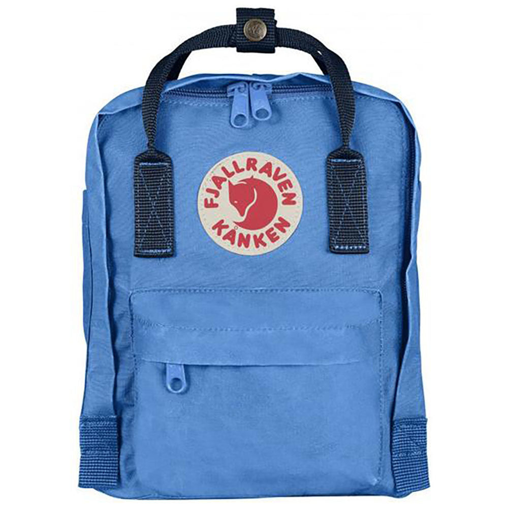 Blue backpack trendy kids functional
