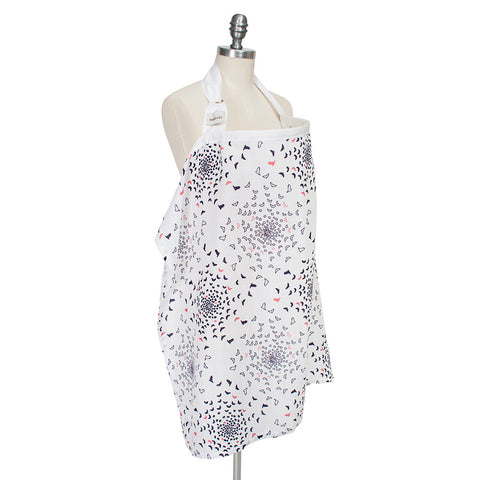 Outlet Nursing Cover Bebe Au Lait Piper