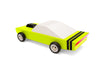 lifestyle_3, Candylab Toys Solid Beech Wood Modern Vintage Stinger Car muscle yellow black white
