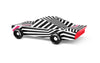 lifestyle_3, Candylab Toys Solid Beech Wood Modern Vintage Limited Edition Ghost car black white pint striped