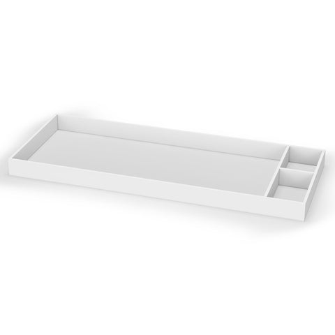 dadada White Brooklyn Changing Tray Removable Nursery Accessory