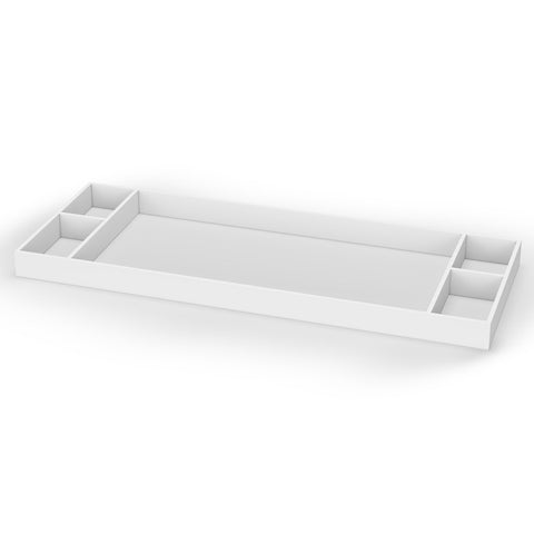 dadada White Boston Changing Tray Removable Nursery Accessory