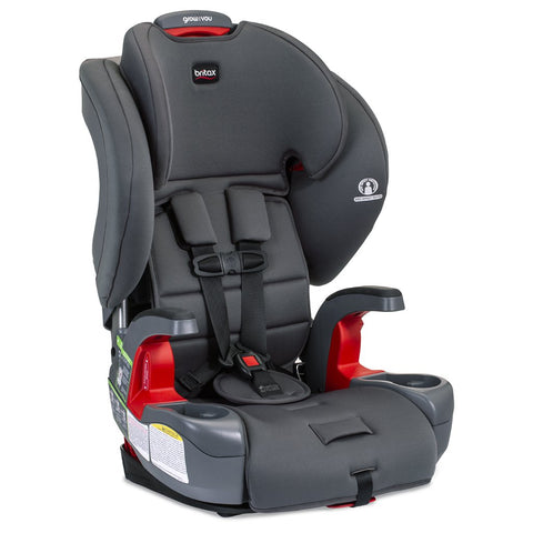 Britax Grow with You Combination Harness-2-Booster Seat pebble grey dark