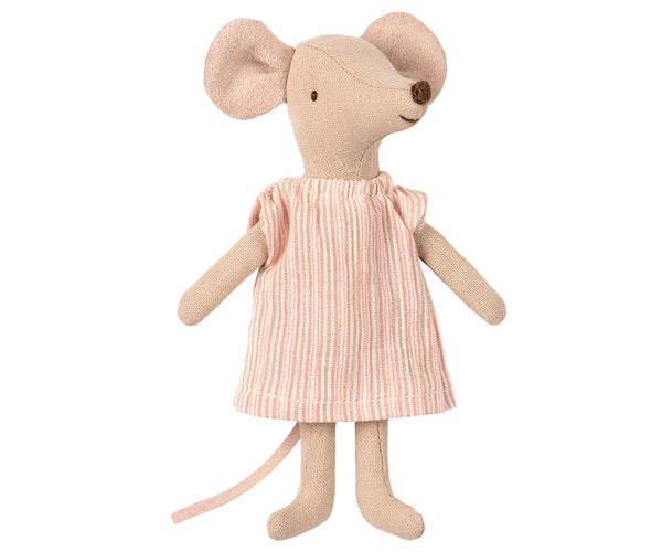 Maileg Children's Pretend Play Big Sister Mouse Doll