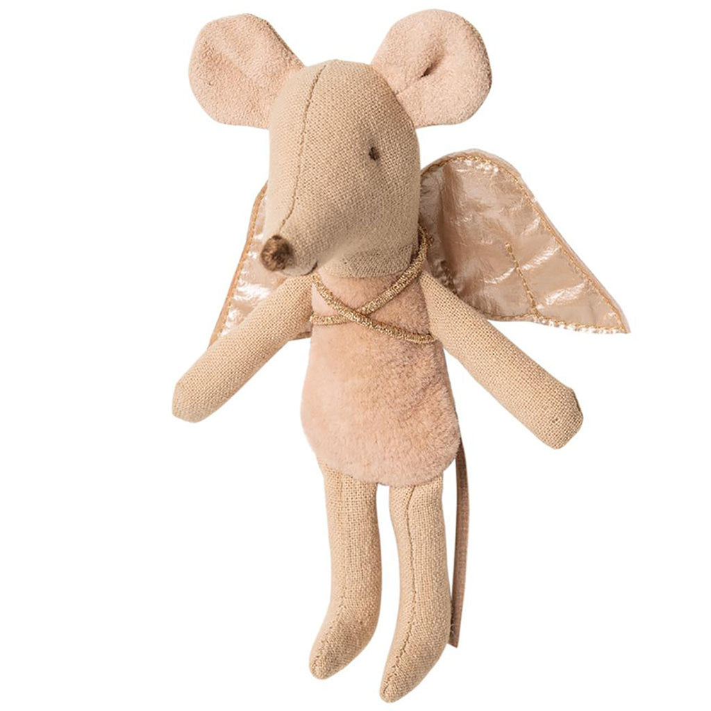 Maileg Pretend Play Little Sister/Brother Fairy Mouse
