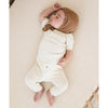 lifestyle_1, Quincy Mae Organic Cotton Pointelle Infant Baby Bonnet Hat Accessory