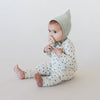 lifestyle_2, Quincy Mae 100% Organic Cotton Ribbed Infant Baby Pixie Bonnet Hat