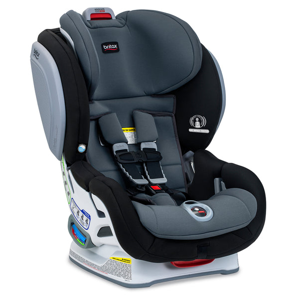 Britax Advocate ClickTight Convertible Car Seat safe-wash otto blue grey dark