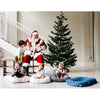 lifestyle_5, Snuggle Me Organic Baby Lounger Cover winter collection sparrow blue spruce sugar plum frost santa children