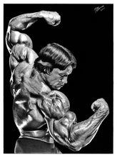 Load image into Gallery viewer, Arnold schwarzenegger mr olympia