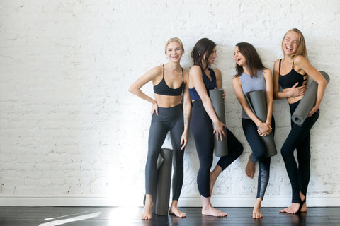 Go Yoga Life The Clean Shoppe Apparel