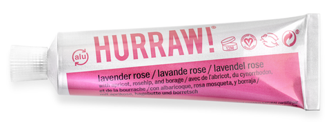 Hurraw BALMTOO Lavender Rose