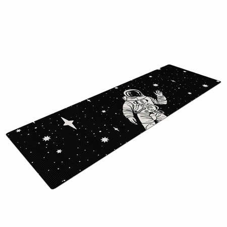 Lifestyle by Kess  Space Adventurer Yoga Mat