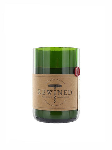 Rewined Cabarnet Candle