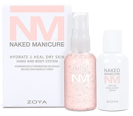 Naked Manicure Hydrate & Heal Hand & Body System