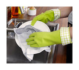 Full Circle Natural Latex Cleaning Gloves
