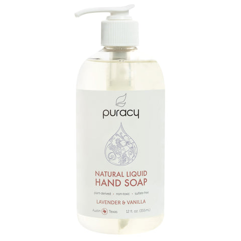 Puracy Natural Hand Soap