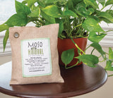 Moso Natural Toxin-Free Charcoal Deodorizer-Reusable!
