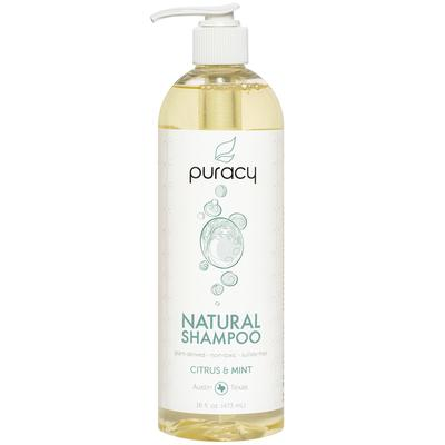 Puracy Natural Shampoo Citrus & Mint