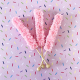 Black Raspberry Vanilla Bath Rock Candy