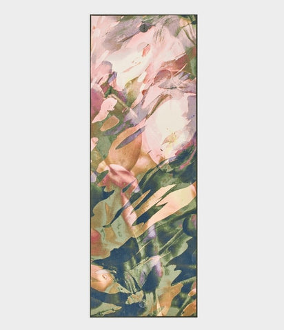 Yogitoes® Yoga Towel - Outback Floral