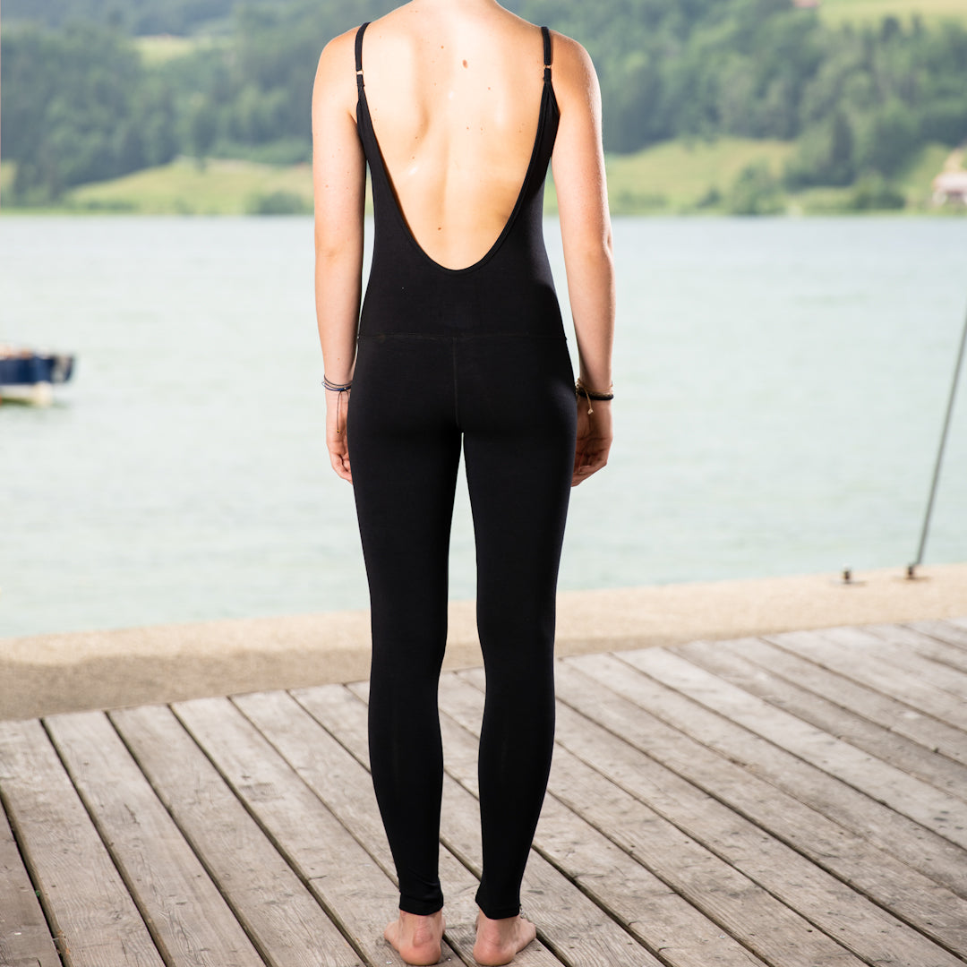 Jumpsuit Superwoman (verstellbare Träger)