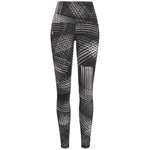 Leggings Criss Cross Schwarz