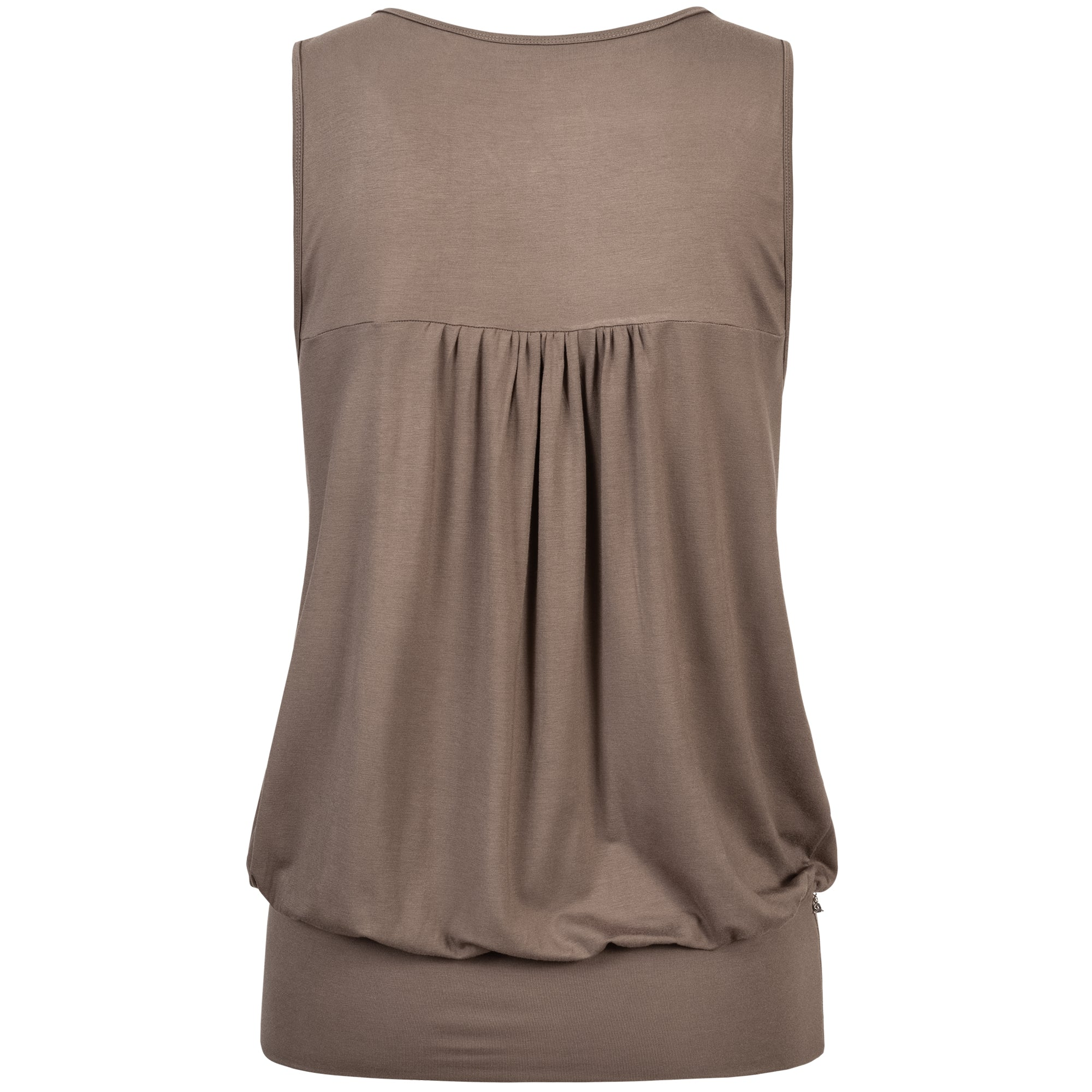 Yoga Top Khaki