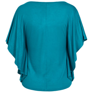 Butterfly Shirt Teal